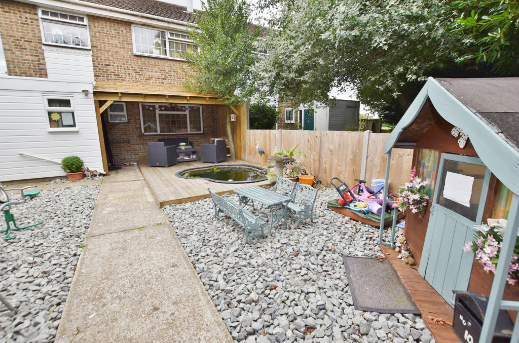 3 bed semi-detached house for sale in Salthouse Close, Brookland, Romney Marsh  - Property Image 4