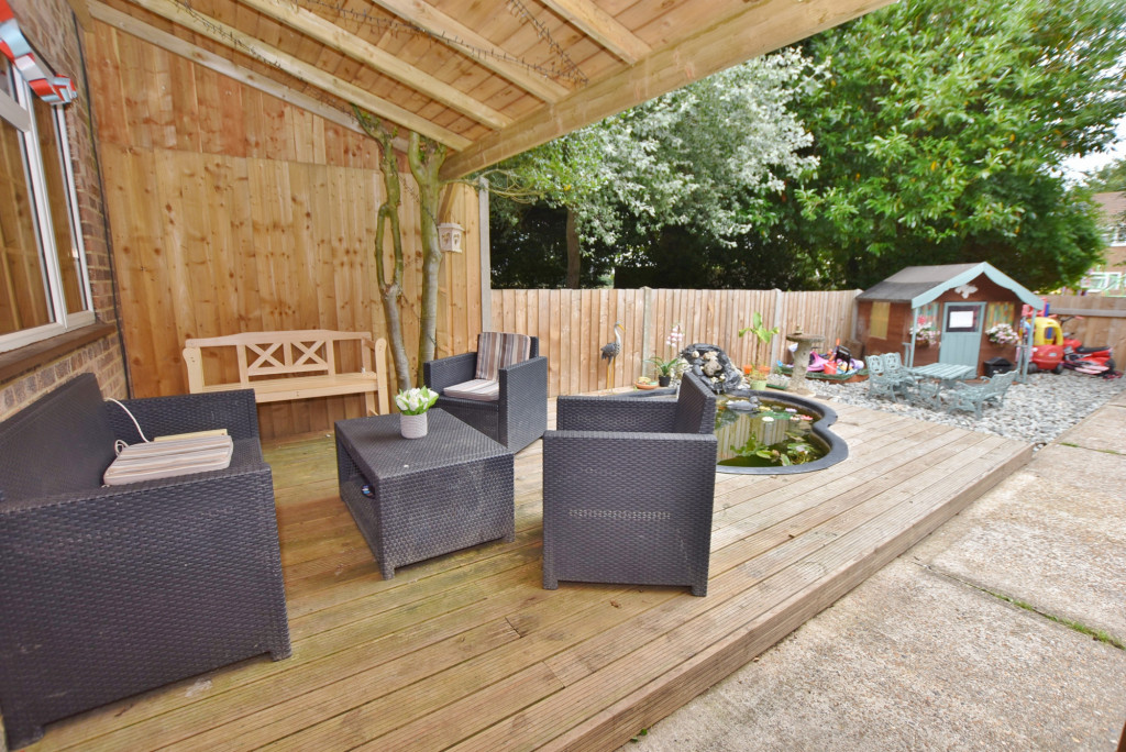 3 bed semi-detached house for sale in Salthouse Close, Brookland, Romney Marsh  - Property Image 12