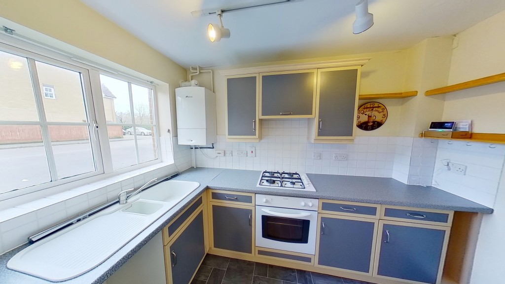 2 bed end of terrace house for sale in Mitchell Avenue, Hawkinge, Folkestone 3