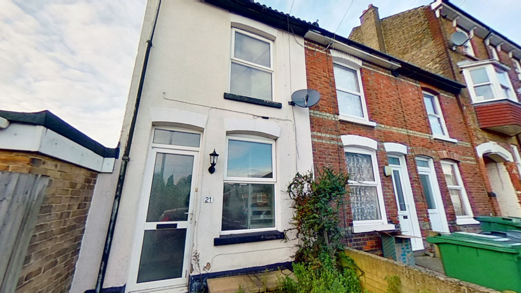 2 bed terraced house for sale in Hedley Street, Maidstone 0