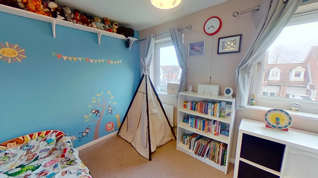2 bed terraced house for sale in Park Wood Close, Ashford  - Property Image 9