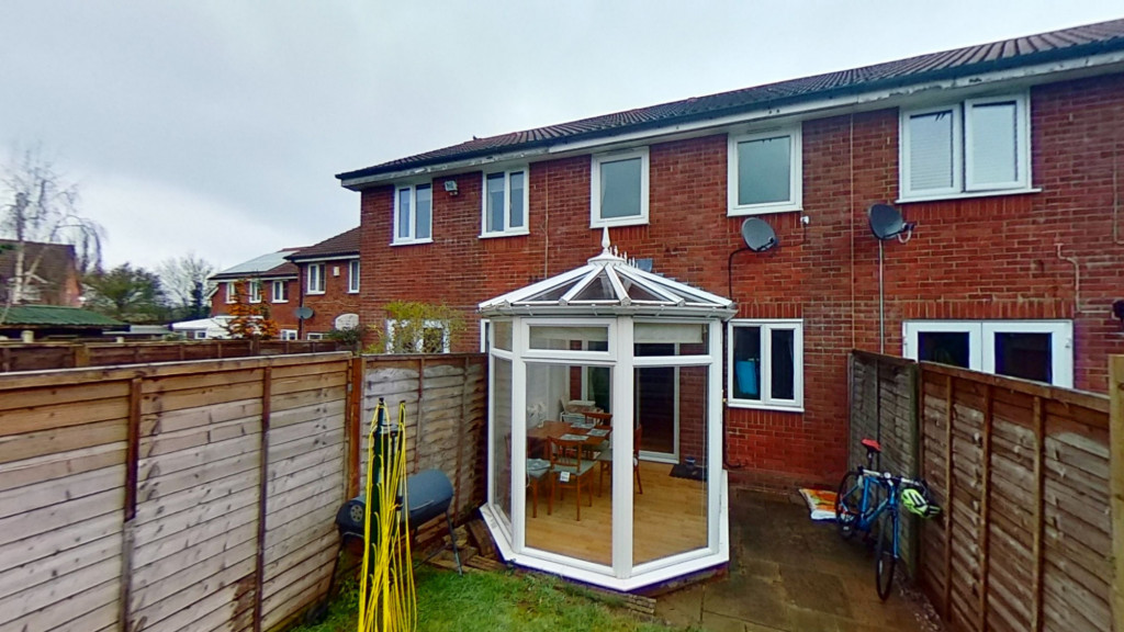 2 bed terraced house for sale in Park Wood Close, Ashford 9