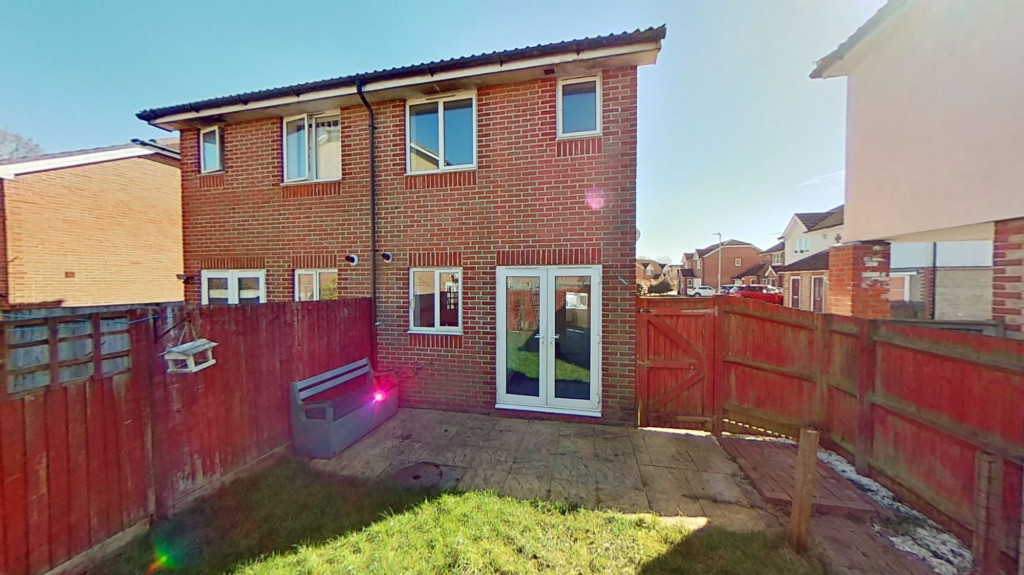 2 bed semi-detached house for sale in Manor House Drive, Ashford 9