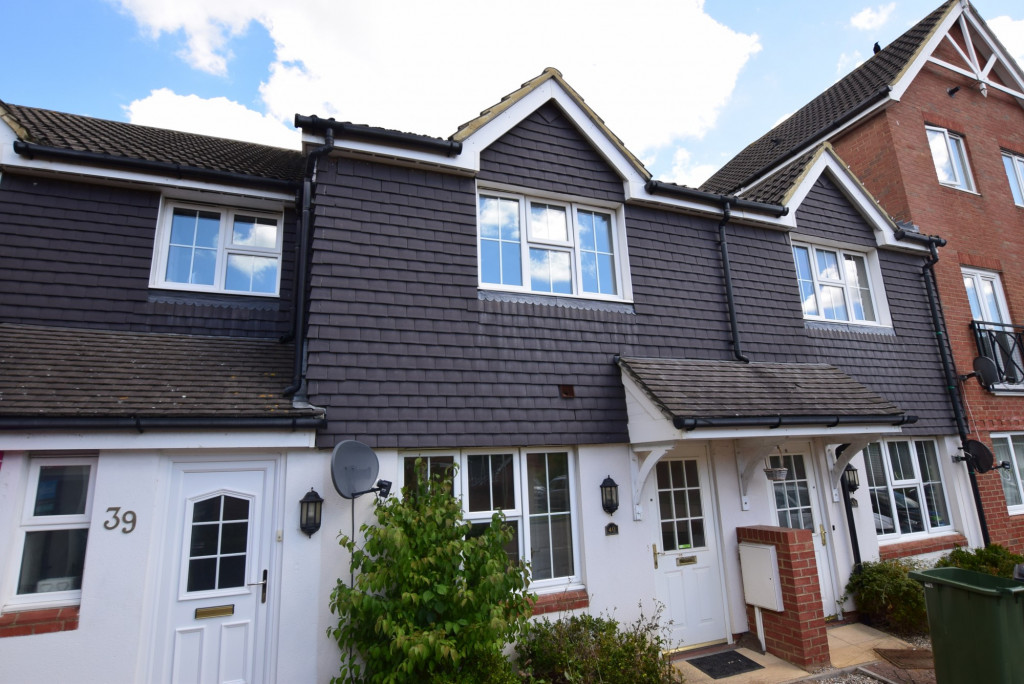 2 bed terraced house for sale in Bryony Drive, Ashford - Property Image 1