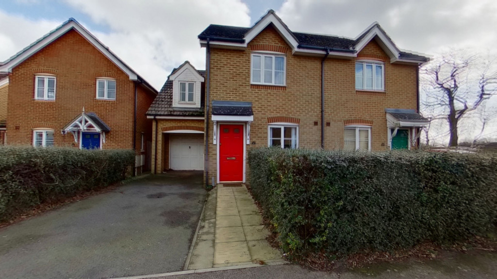 3 bed semi-detached house for sale in Lodge Wood Drive, Ashford  - Property Image 12