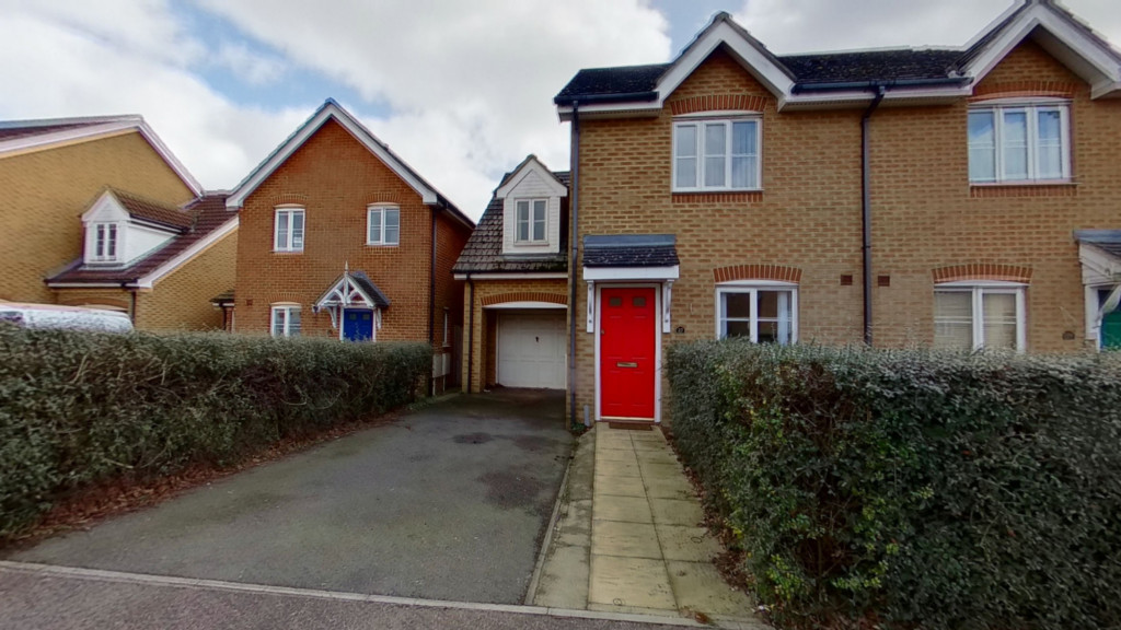 3 bed semi-detached house for sale in Lodge Wood Drive, Ashford  - Property Image 13