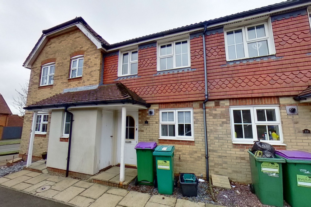 2 bed terraced house for sale in Ingram Close, Hawkinge, Folkestone 0