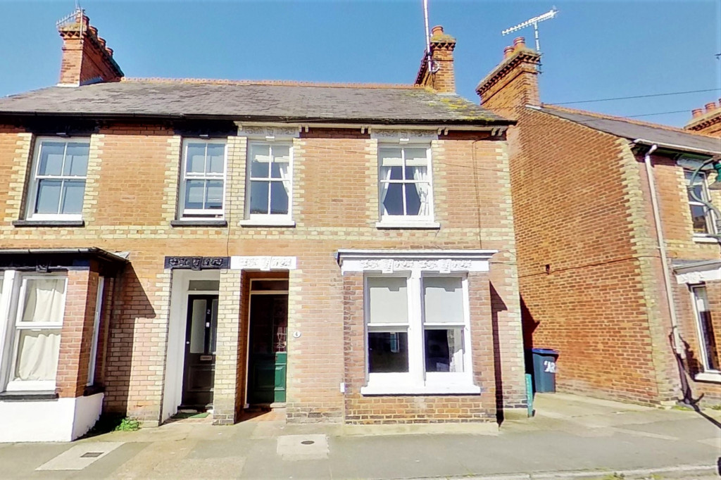 2 bed semi-detached house for sale in Albert Road, Canterbury 1