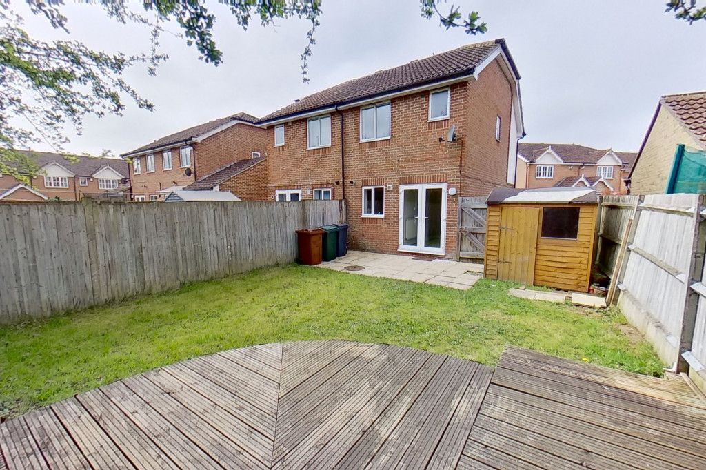 2 bed terraced house for sale in Manor House Drive, Kingsnorth, Ashford 9