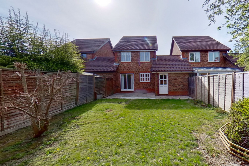 3 bed link detached house for sale in Smithy Drive, Kingsnorth, Ashford  - Property Image 1