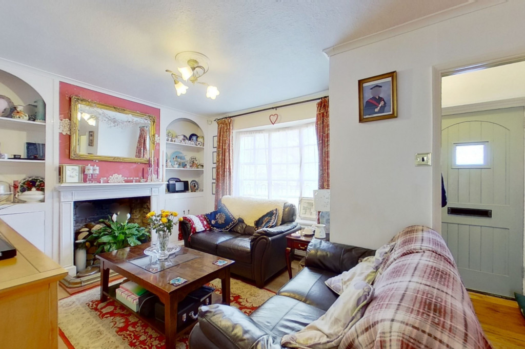 3 bed cottage for sale in Bushy Ruff Cottages , Alkham Road, Temple Ewell, Dover 3