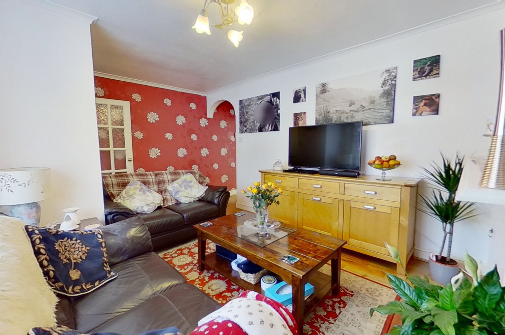 3 bed cottage for sale in Bushy Ruff Cottages , Alkham Road, Temple Ewell, Dover 4