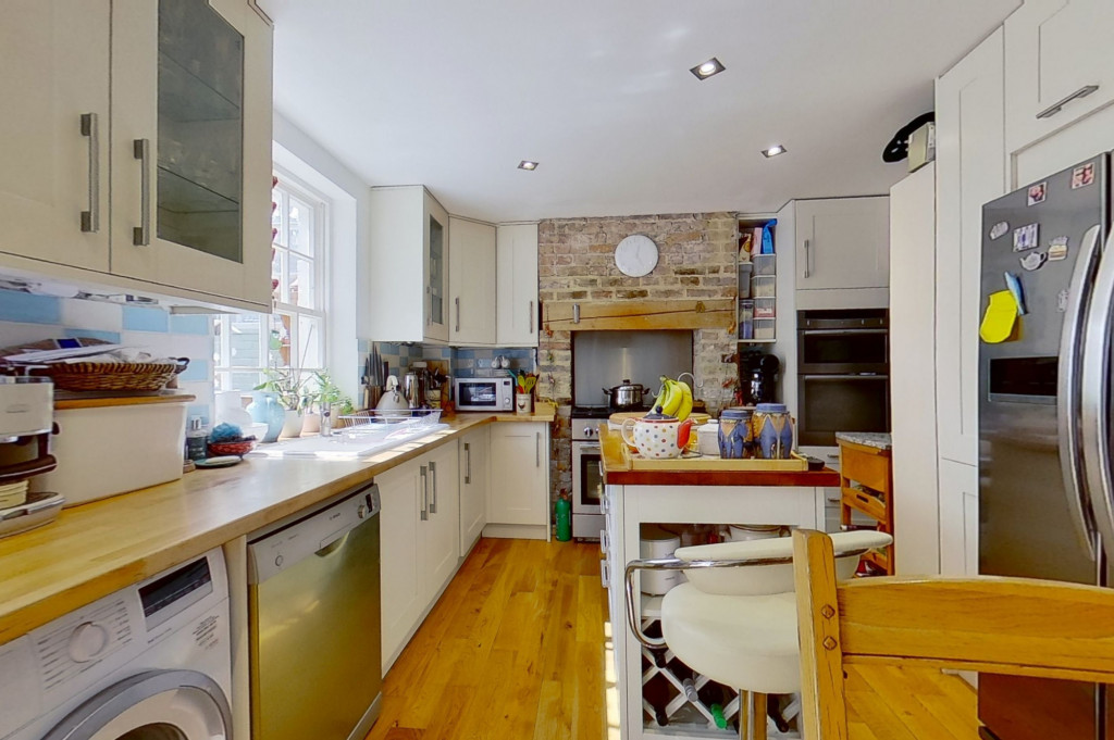 3 bed cottage for sale in Bushy Ruff Cottages , Alkham Road, Temple Ewell, Dover 6