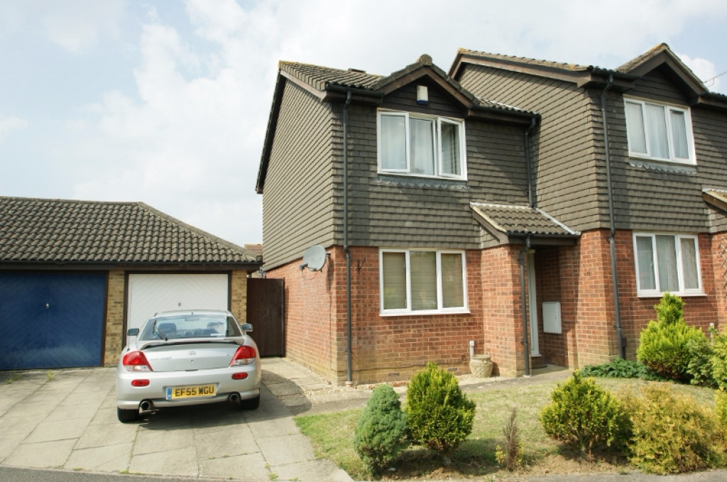 2 bed end of terrace house for sale in Duckworth Close, Willesborough, Ashford - Property Image 1