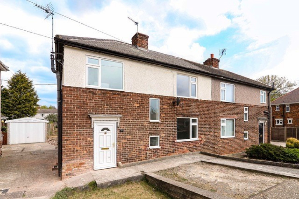 3 bed semi-detached house to rent in George Street, Skellow, Doncaster  - Property Image 1