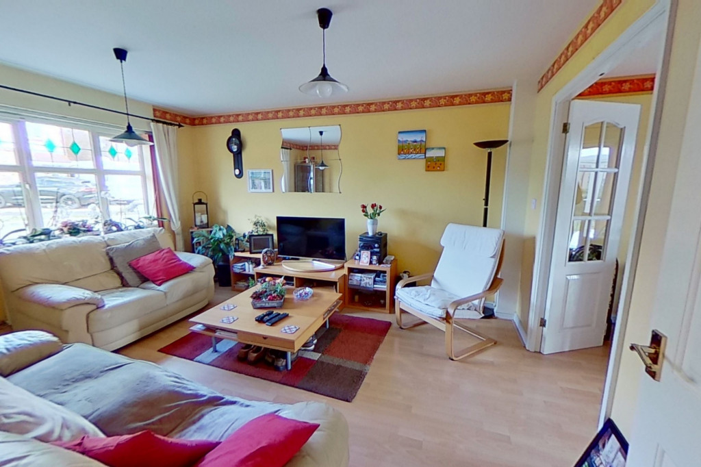 3 bed detached house for sale in Chaffinch Drive, Park Farm, Ashford  - Property Image 3