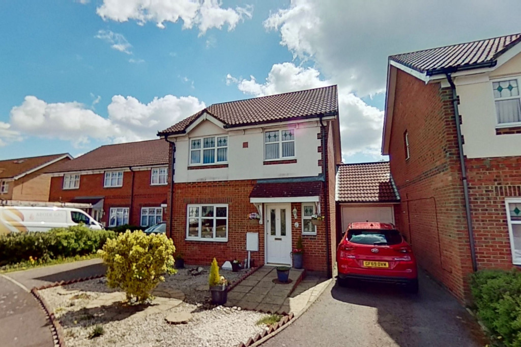 3 bed detached house for sale in Chaffinch Drive, Park Farm, Ashford 14