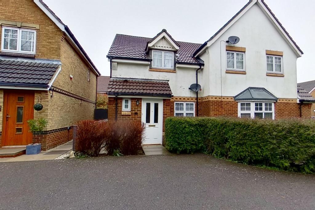 2 bed semi-detached house for sale in Orr Close, Hawkinge, Folkestone  - Property Image 1