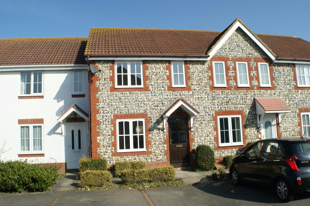 2 bed terraced house for sale in Smithy Drive, Kingsnorth, Ashford - Property Image 1