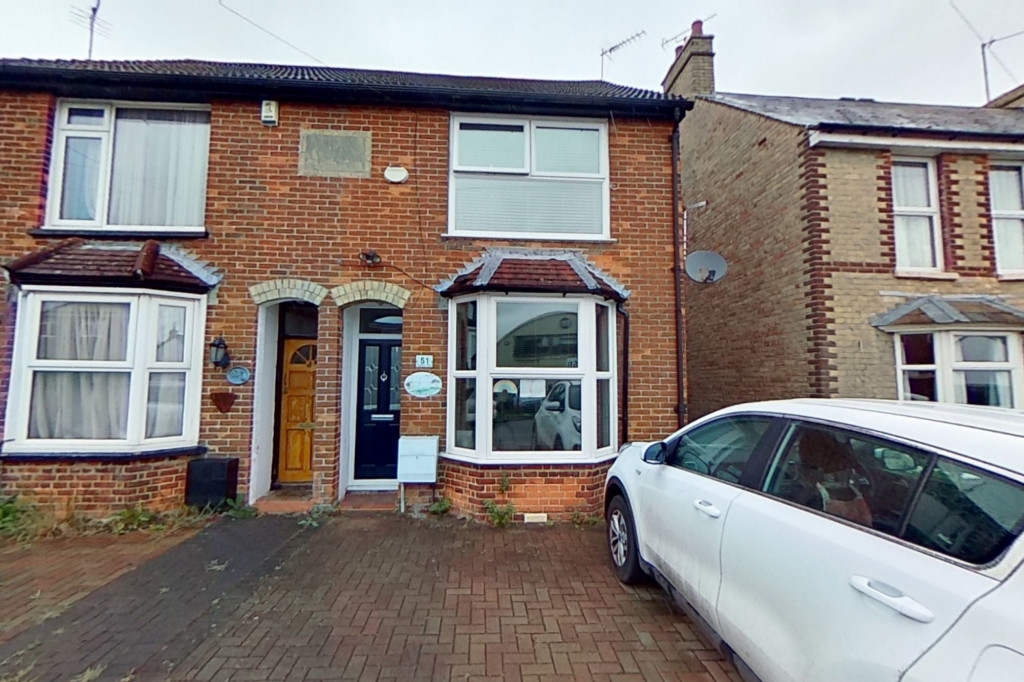 3 bed semi-detached house for sale in Canterbury Road, Willesborough, Ashford - Property Image 1