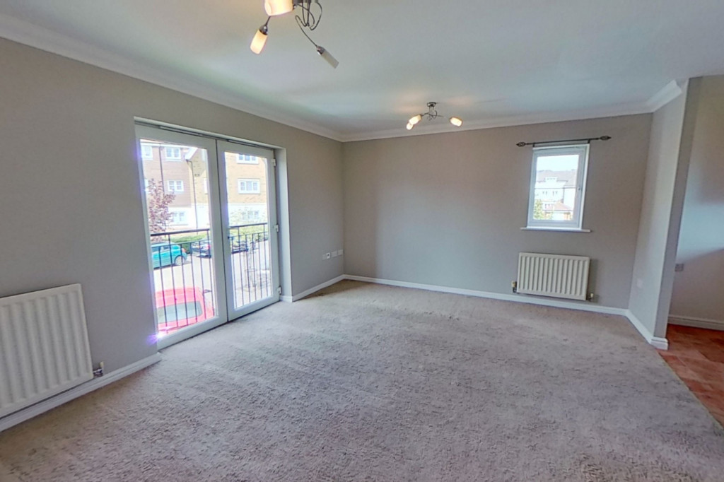 2 bed apartment for sale in Hedgers Way, Chartfields, Ashford  - Property Image 3