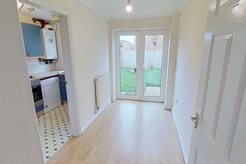 2 bed semi-detached house for sale in Manor House Drive, Park Farm, Ashford  - Property Image 4