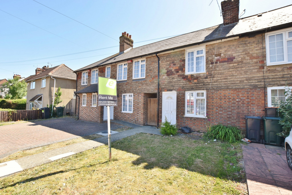 2 bed terraced house for sale in Kingsnorth Road, Ashford - Property Image 1