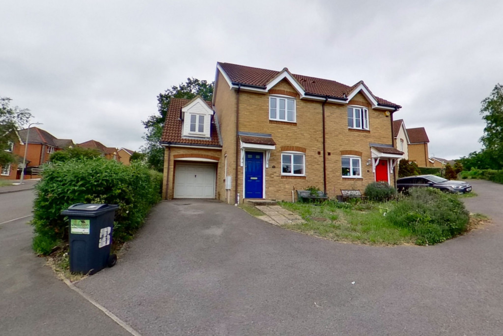 3 bed semi-detached house for sale in Forest Avenue, Orchard Heights, Ashford  - Property Image 1
