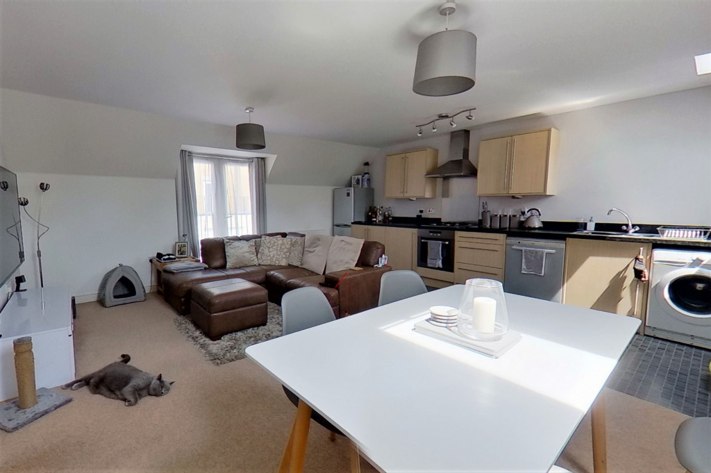 2 bed link detached house for sale in Ordinance Way, Repton Park, Ashford 1