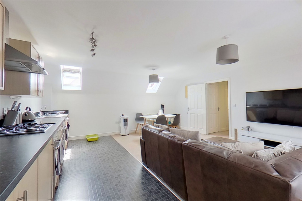 2 bed link detached house for sale in Ordinance Way, Repton Park, Ashford  - Property Image 3