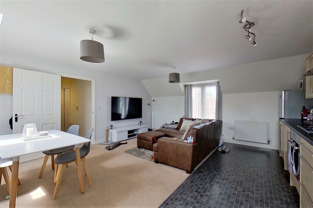 2 bed link detached house for sale in Ordinance Way, Repton Park, Ashford 3