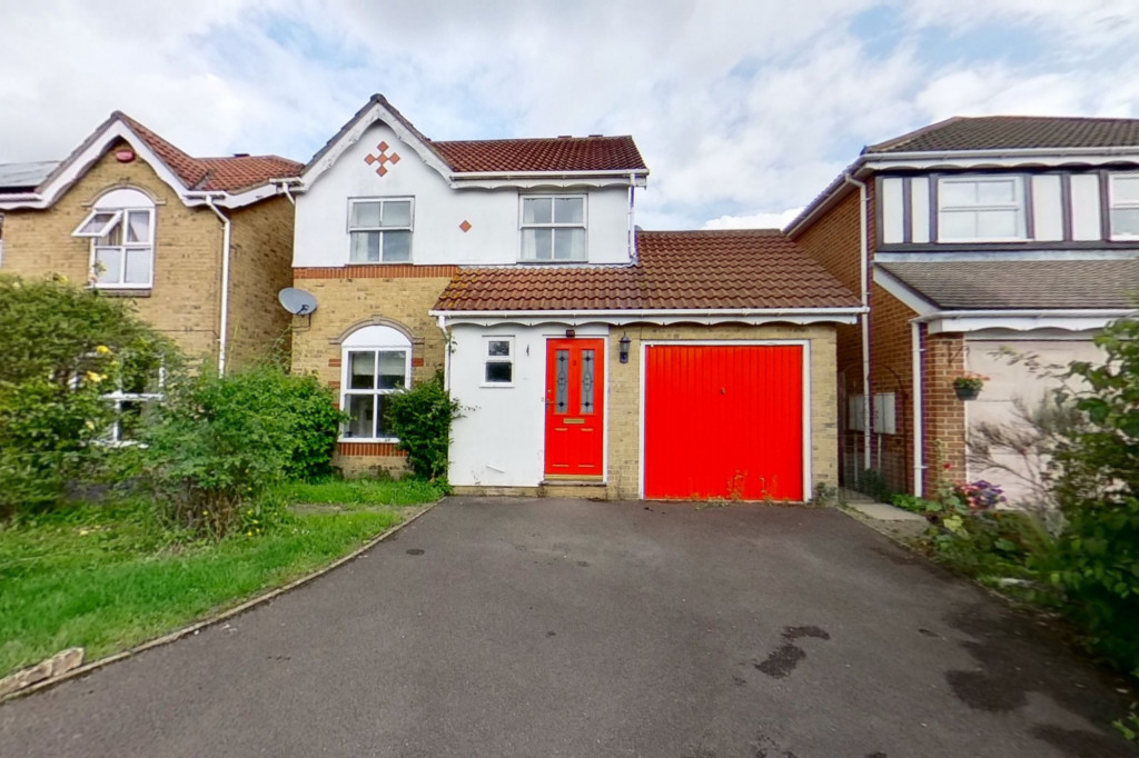 3 bed detached house for sale in Roman Way, Ashford  - Property Image 1