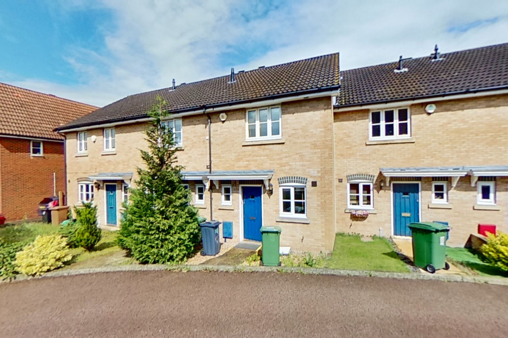 2 bed terraced house for sale in Lacock Gardens, Maidstone  - Property Image 1