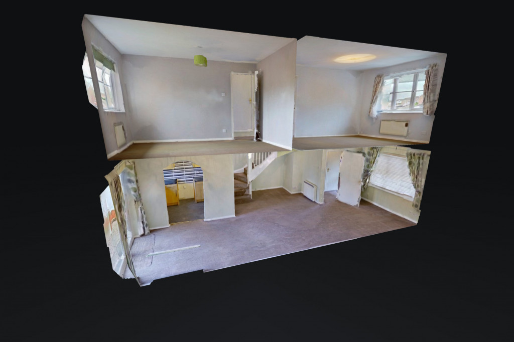 3 bed terraced house to rent in Bank Side, Hamstreet, Ashford  - Property Image 2