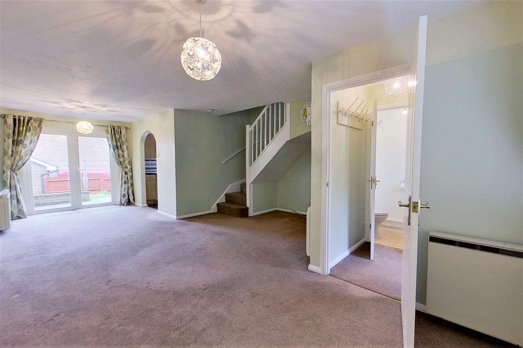 3 bed terraced house to rent in Bank Side, Hamstreet, Ashford  - Property Image 3