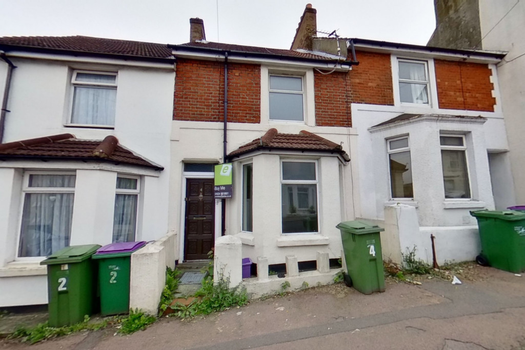 3 bed terraced house for sale in Ship Street, Folkestone  - Property Image 1