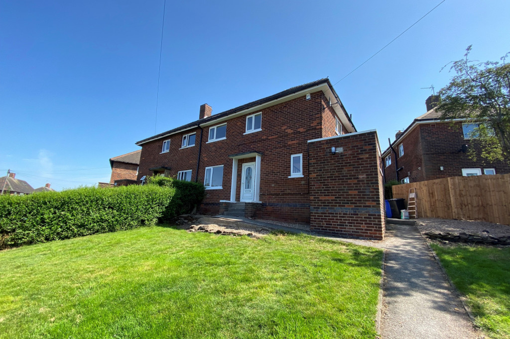 3 bed semi-detached house to rent in Holbrook Road, Sheffield  - Property Image 1