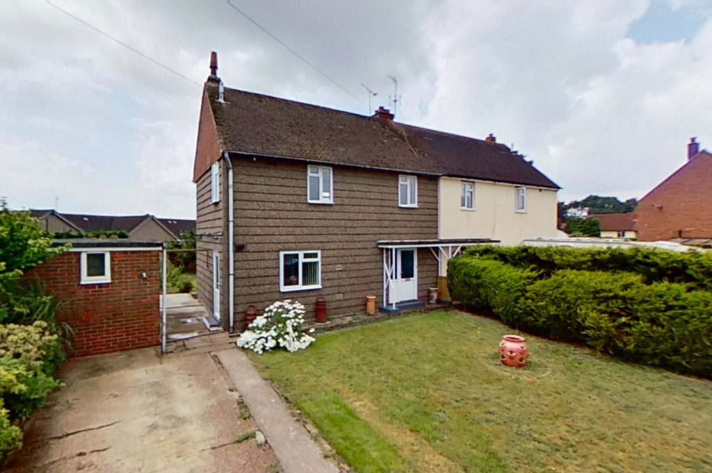 3 bed semi-detached house for sale in Wind Hill, Charing Heath, Ashford - Property Image 1