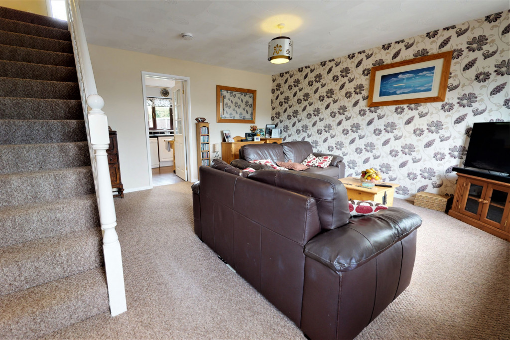 4 bed end of terrace house for sale in The Sidings, Dymchurch, Romney Marsh 1