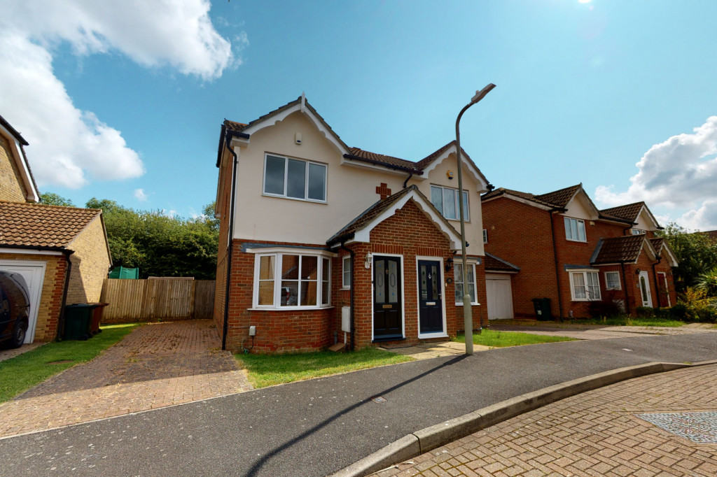 2 bed semi-detached house to rent in Manor House Drive, Ashford - Property Image 1