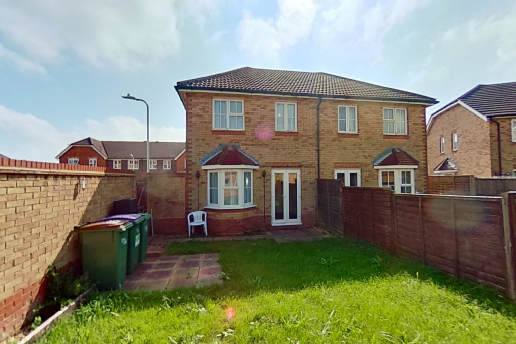 3 bed semi-detached house for sale in Grice Close, Hawkinge 0