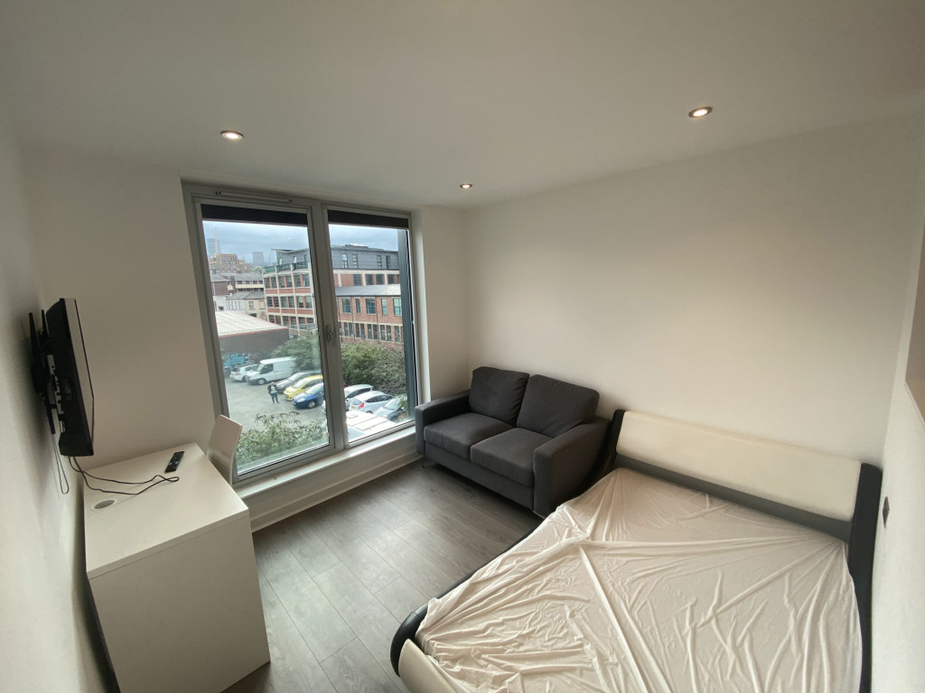 1 bed flat to rent in Alma Street, Sheffield - Property Image 1