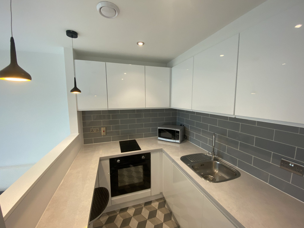 1 bed flat to rent in Alma Street, Sheffield 1