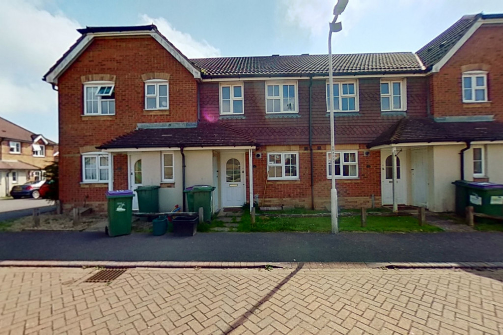 2 bed terraced house for sale in Grice Close, Hawkinge, Folkestone 1