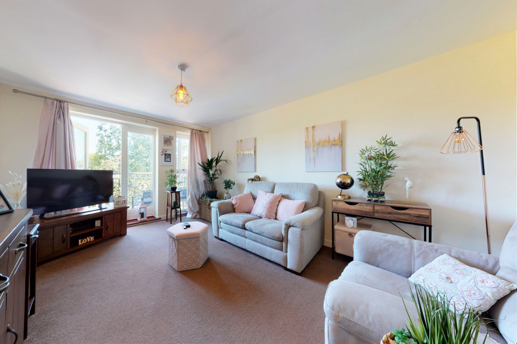 2 bed apartment for sale in Rye House, Speldhurst Close, Ashford 1