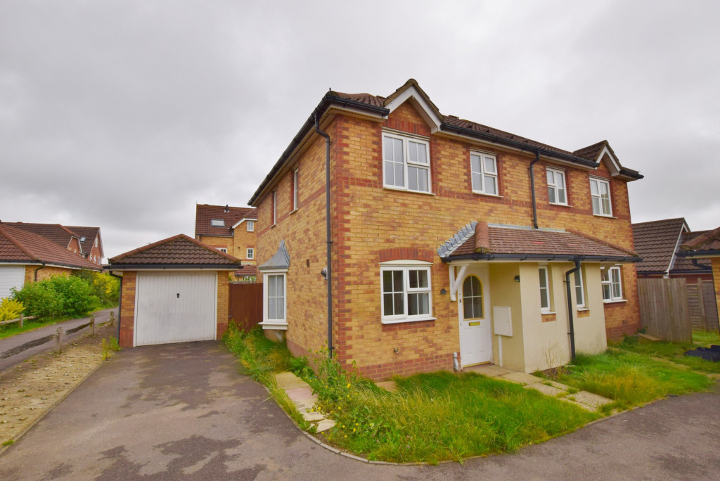 3 bed semi-detached house for sale in Grice Close, Hawkinge, Folkestone 0