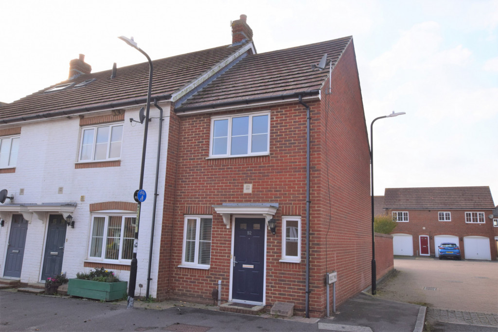 2 bed end of terrace house to rent in Violet Way, Ashford 0