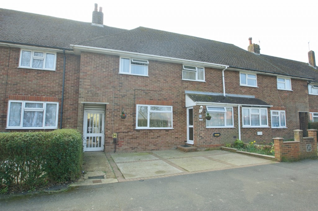4 bed terraced house for sale in Samian Crescent, Folkestone - Property Image 1