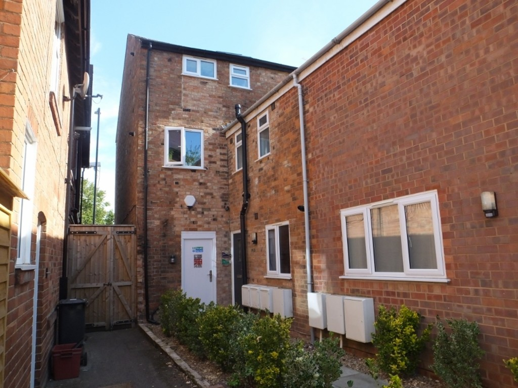 Second floor town centre apartment | Modernised to a very high standard | Excellent bus, train and motorway links | Kitchen with white goods included | Open plan kitchen/ living room | Plenty of storage | Parking | Gas central heating and double glazing | Furnished | Available 9th October 2021