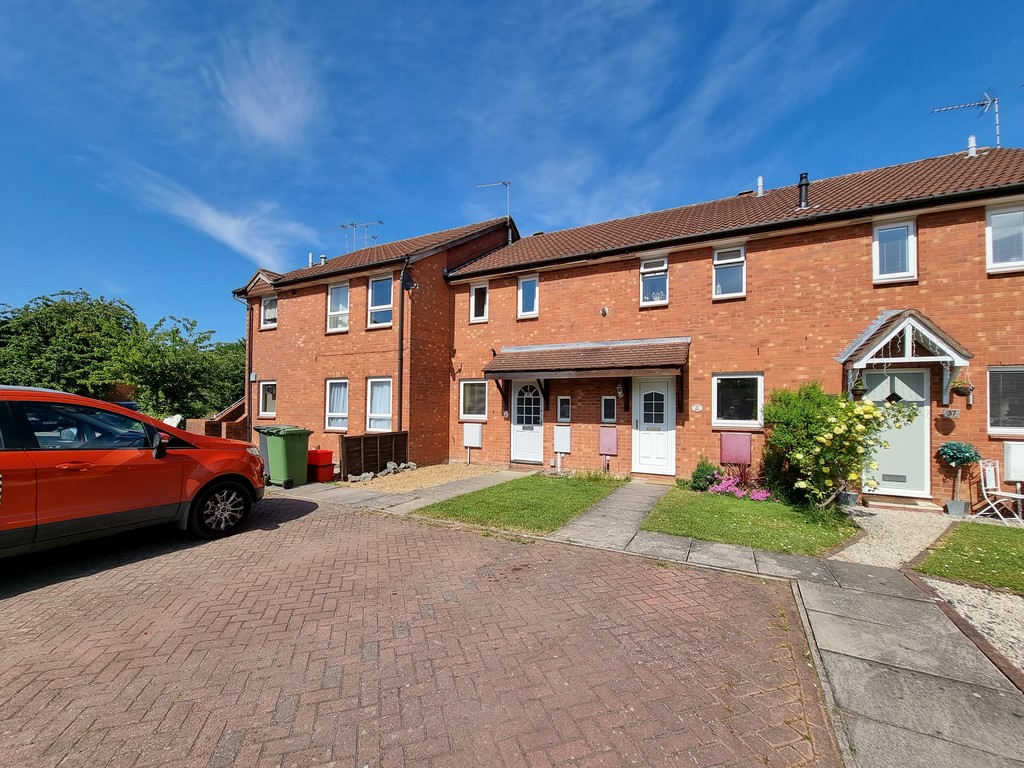 Two bedroom property in a popular location | Located in quiet cul-de-sac | Off road parking for 2 cars | White goods included in modern kitchen | Two double bedrooms | Bathroom with shower over bath | Garden with shed and rear access | Gas central heating and double glazing | Unfurnished | Available Now